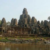 Drought Led to Demise of Ancient City of Angkor