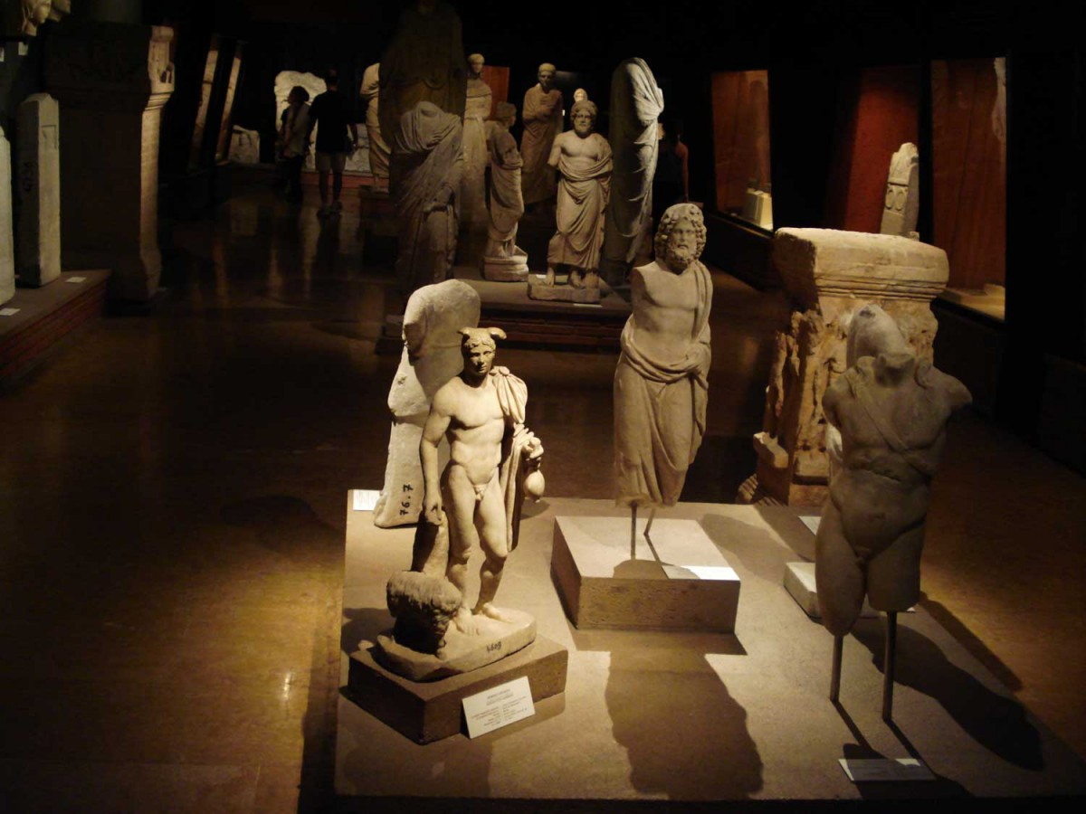 Archaeological Museum of Istanbul.