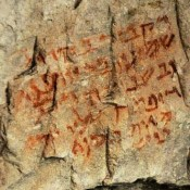 Ancient graffiti records the tweets of the past