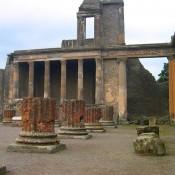 The uncertain future of Pompeii's extraordinary ruins