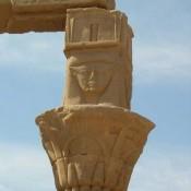 Hathor Temple gets facelift