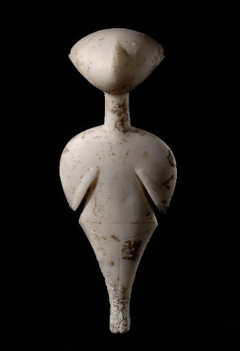 The Cleveland Museum of Art's Cycladic