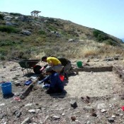 Excavation at Kourion
