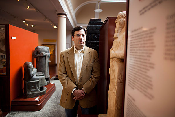Benjamin Studevent-Hickman, a lecturer on Assyriology in Harvard, spent months translating 4,000-year-old clay tablets.