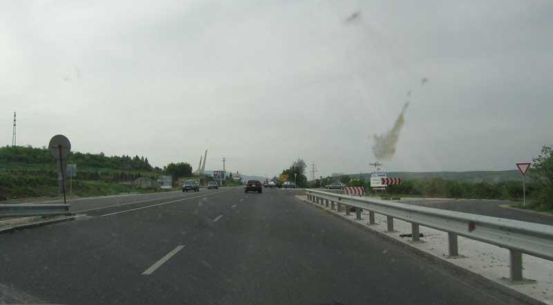 The necropolis was found along the Struma Motorway.