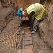 Shakespeare's first theatre unearthed