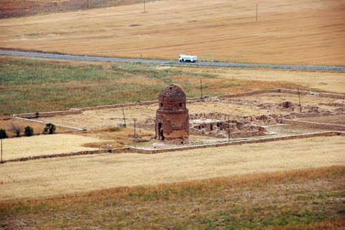 Zenel Bey Tomb, Hasankeyf.