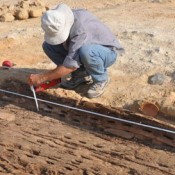 First Dynasty funerary boat discovered at Egypt's Abu Rawash