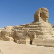 Egypt's Sphinx, Pyramids threatened by groundwater
