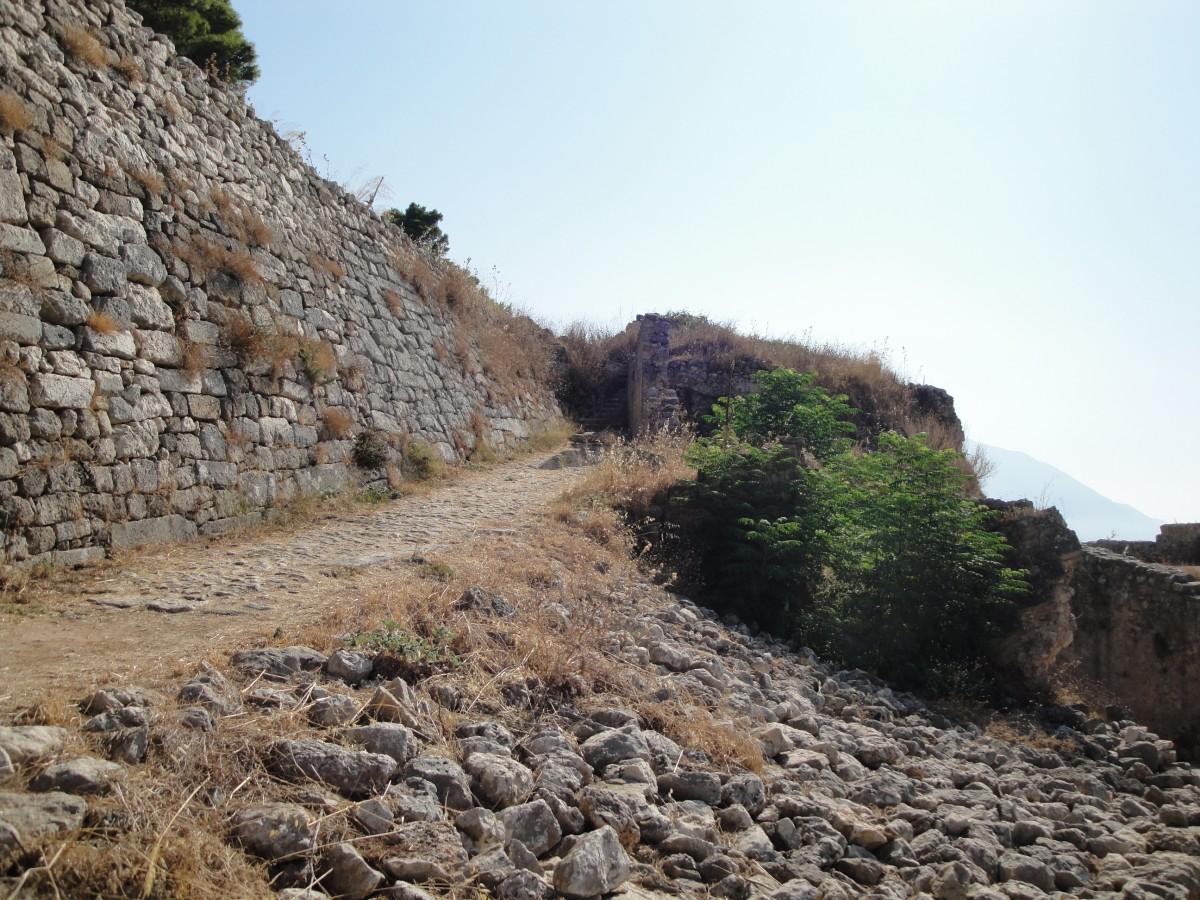 Cephalonia, Castle