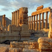 Archaeological treasures face destruction in Syria