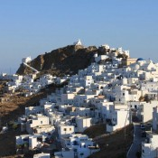 "The ""chora"" of Serifos is to be declared an archaeological site"