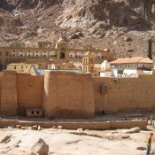 Large scientific effort to reveal palimpsests of St Catherine's monastery