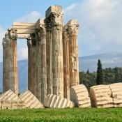 Greek archaeological treasures take a hit