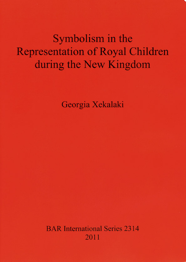Georgia Xekalaki, Symbolism in the Representation of Royal Children