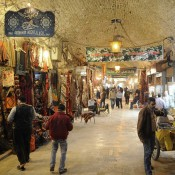 Aleppo's Silk Road souk burns to ashes