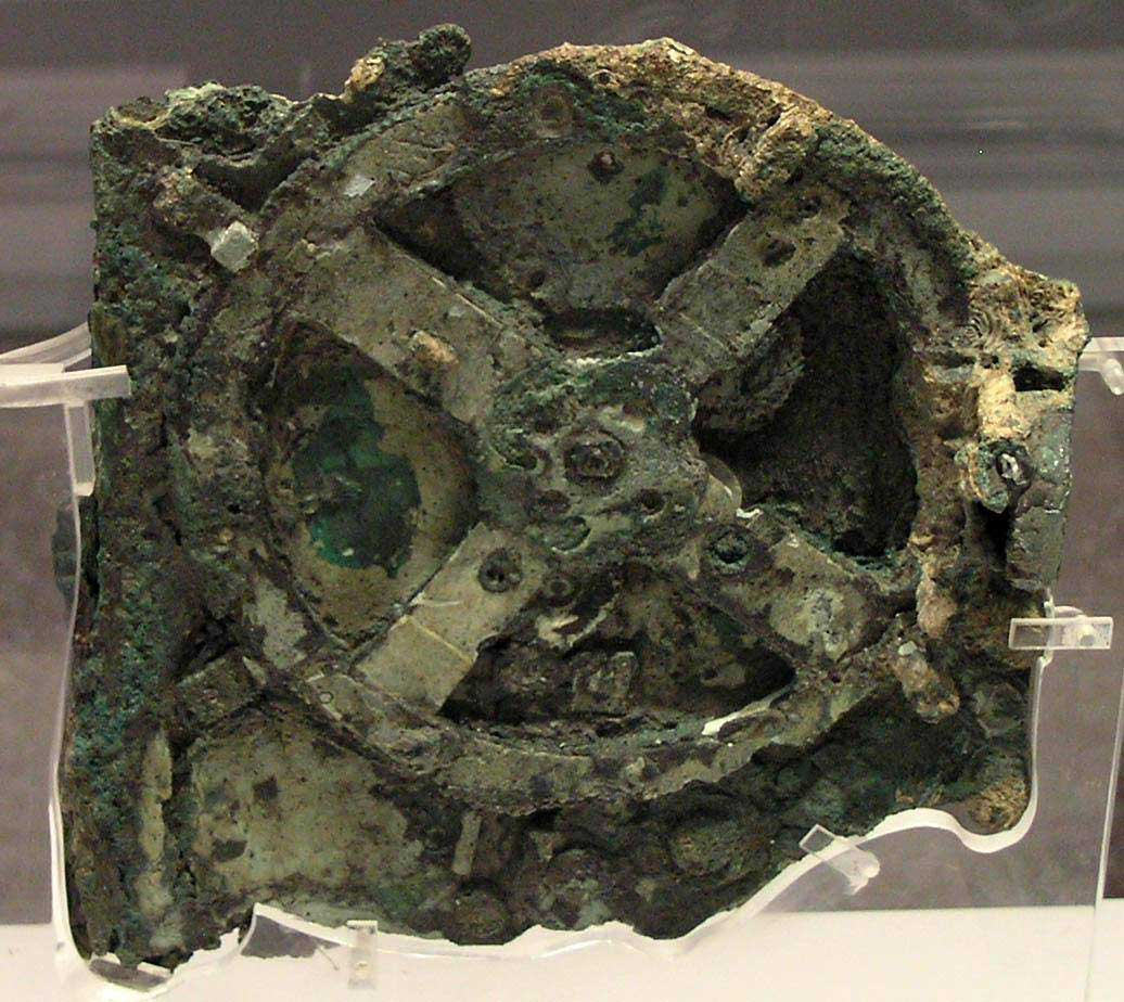 It took more than 100 years to work out how the Antikythera mechanism worked.