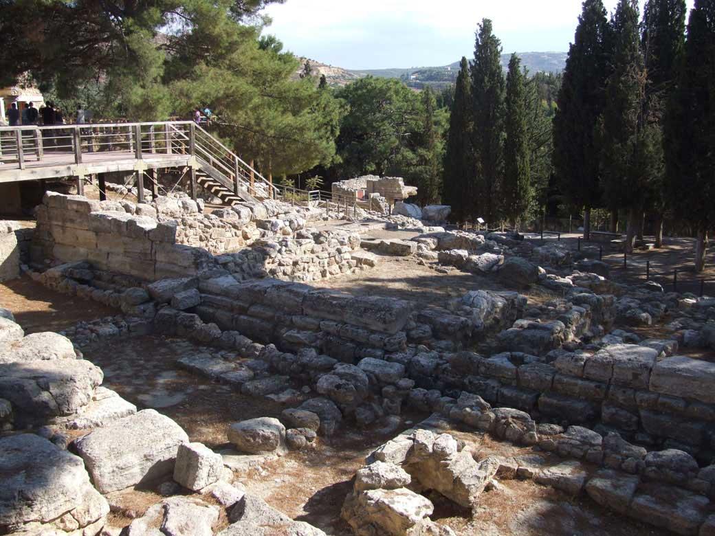 Knossos. (Image: David Connolly)