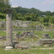 101 Byzantine coins found in Veliki Preslav