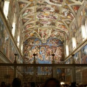 'Drunken tourist herds' destroying Sistine Chapel's majesty