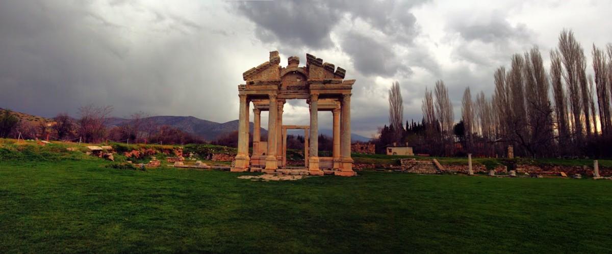 Aphrodisias, Aydın. Turkey