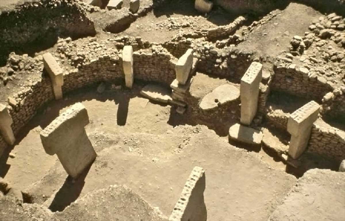Göbeklitepe ancient site is believed to be the world's oldest place of worship.