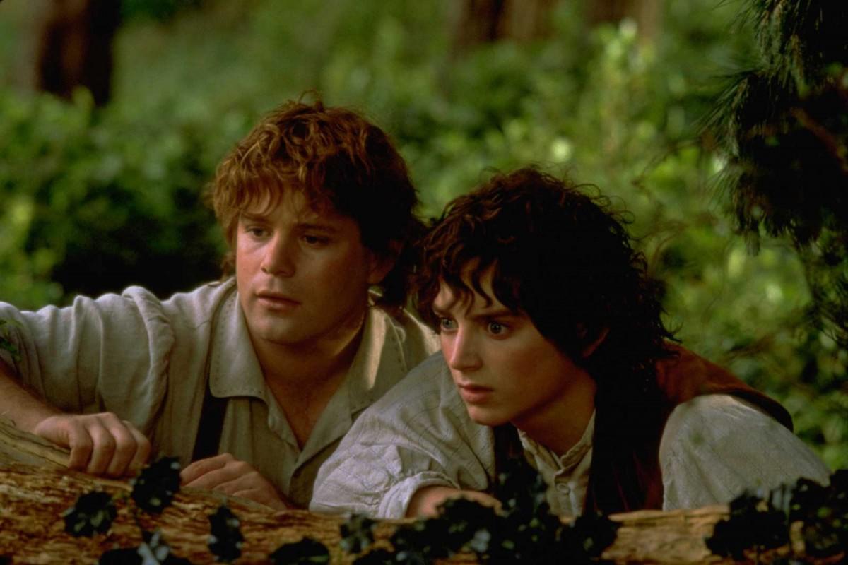 Hobbits: the movie/book fantasy version.