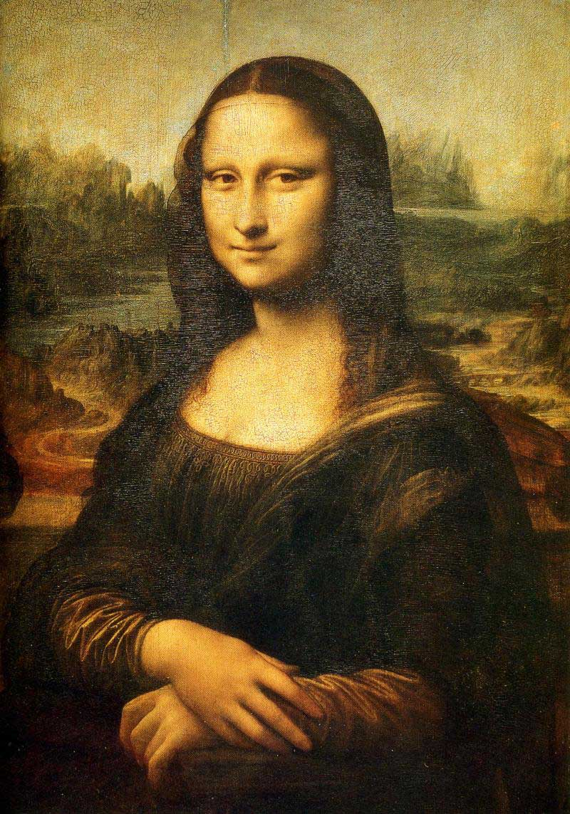 Most critics agree that Leonardo began work on the Mona Lisa while he was in Florence, probably around 1505.