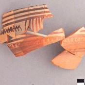 A curse on an Euboean skyphos (ca 700 BC)
