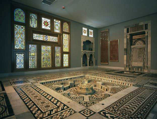 Museum of Islamic Art, central hall.