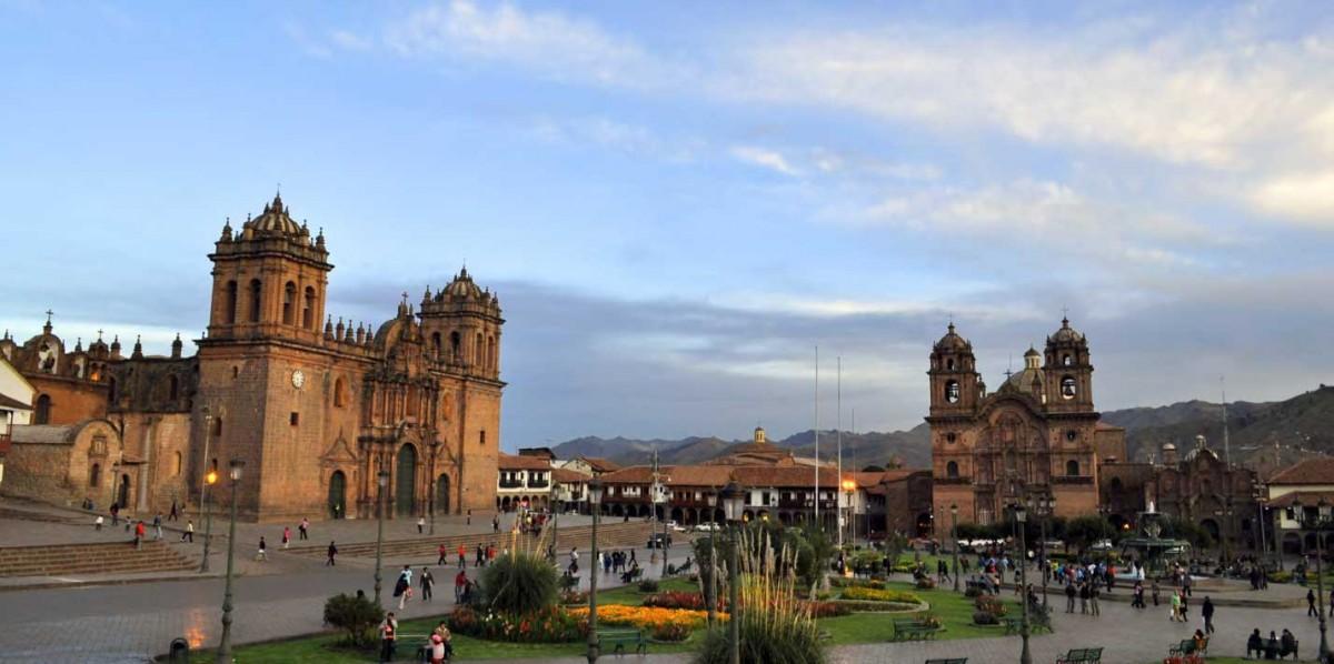 Cuzco, Peru.