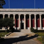Research and study at the Gennadius Library