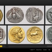 The Numismatic Museum in the Google Art Project