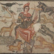 Return of Orpheus Mosaic from Dallas to Turkey?