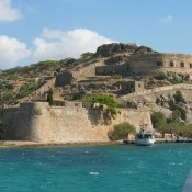 Embellishment of the Spinalonga fortification