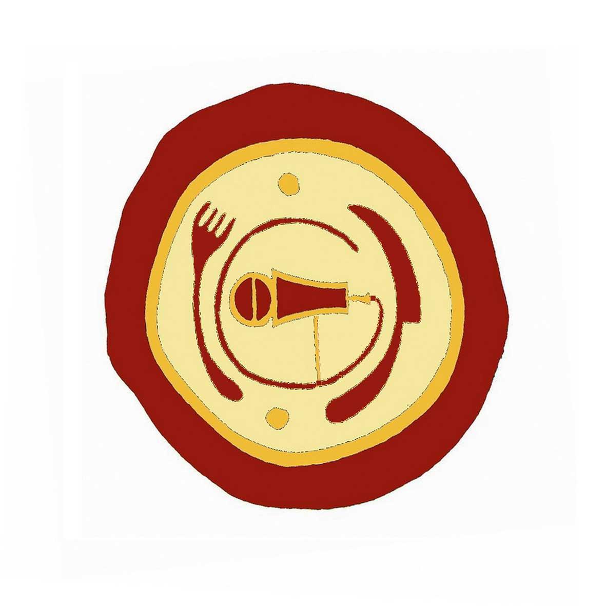 The Symposium of Greek Gastronomy logo.