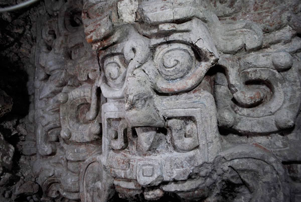 Impressive Maya masks dating between AD 350 and 400 were found at the city of El Zotz in Guatemala.