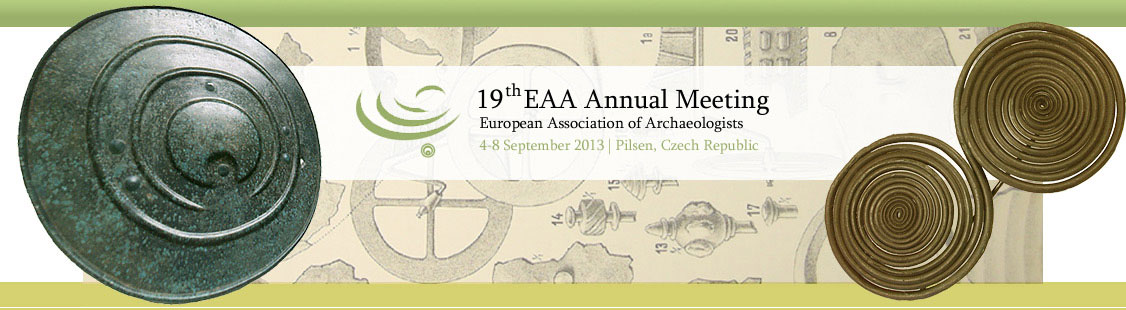 The 19th EAA Annual Meeting will be held in Plzeň (Czech Republic).