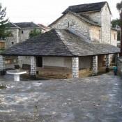 Work in progress at Klematia settlement, Ioannina
