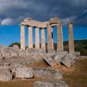 The Temple of Zeus without Scaffolding