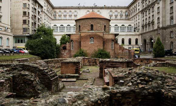 Continuation of surveys will be difficult, as the archaeological remains lie under the modern city of Sofia.