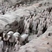 Did Greek Sculpture Inspire Terracotta Warriors?