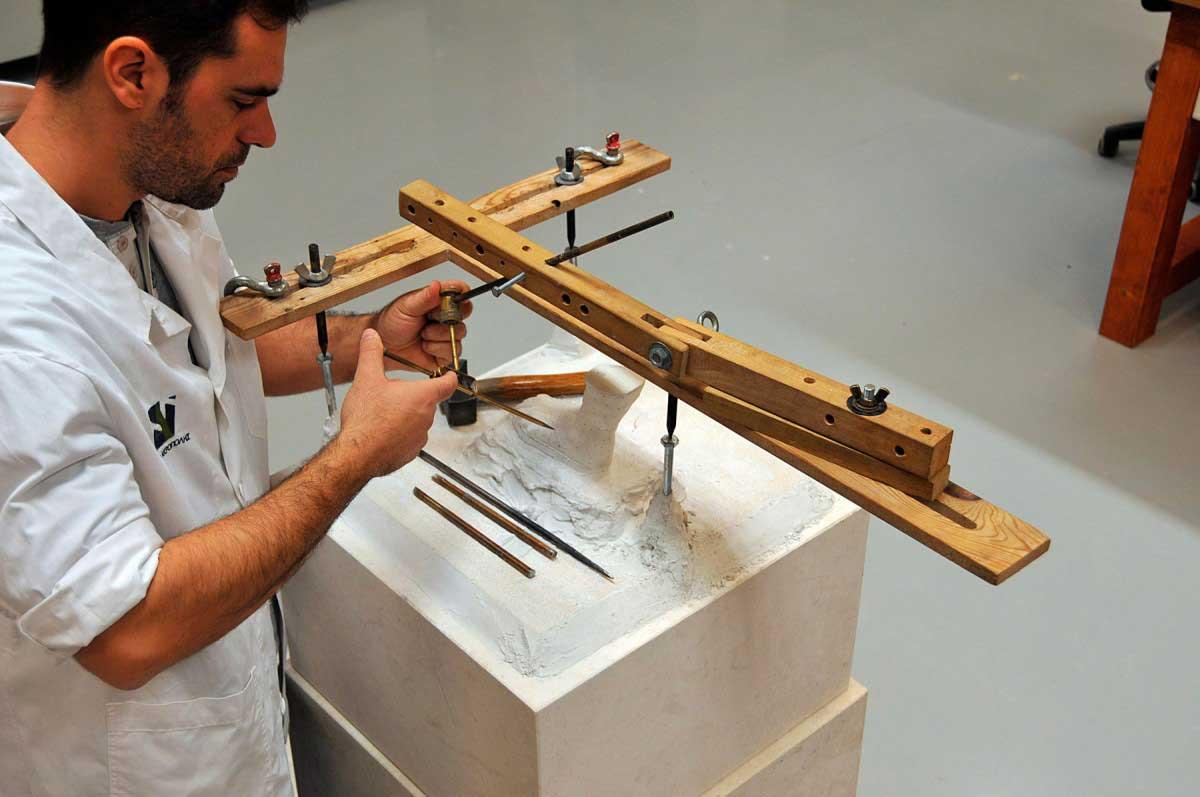Arts Workshop at the Acropolis Museum (© Acropolis Museum).