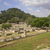 Ancient Olympia gets facelift