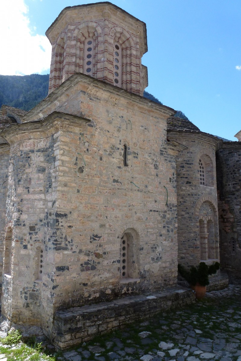 St. Dionysios, Olympus