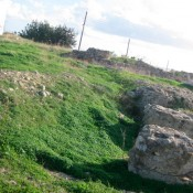 Excavating the ancient theatre of Hierapetra