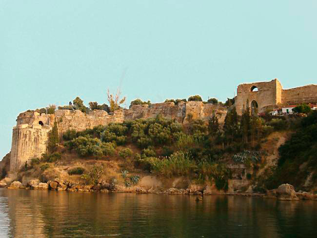 The Venetian Castle of Koroni