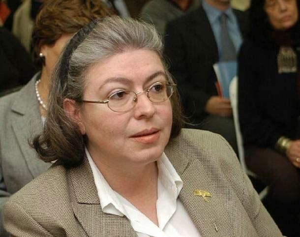 General Secretary of Culture Lina Mendoni.
