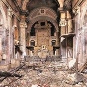 200 closed and abandoned churches in Naples