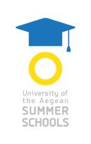 University of the Aegean Summer School's logo.